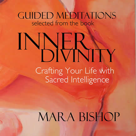 inner divinity crafting your life with sacred intelligence guided meditations