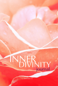 Inner Divinity: Crafting Your Life with Sacred Intelligence Journal soft cover