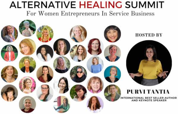 Alternative Healing Summit Mara interview with Purvi Tantia