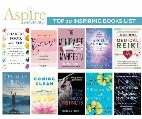 Aspire Magazine Top 10 Inspiring Books List